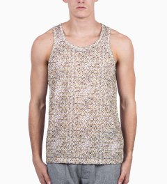 ALIFE Diamondwash Diamonds Tank Top Model Picutre