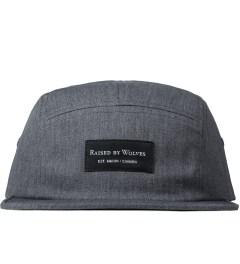 Raised by Wolves Heather Grey Algonquin 5-Panel Cap Picutre