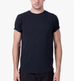 Publish Navy Burne Knits T-Shirt Model Picutre