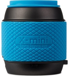 X-mini Blue X-Mini ME Thumbsize Speaker Picutre
