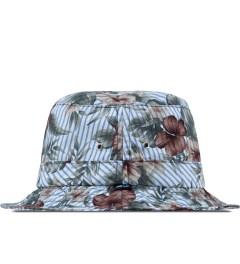 Acapulco Gold Camo Stripe Bayshore Bucket Hat Model Picutre