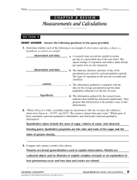 Newest Temperature and Its Measurement Worksheet Answers ...