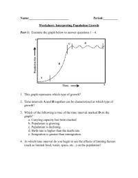 worksheet. Population Dynamics Worksheet. Worksheet Fun ...