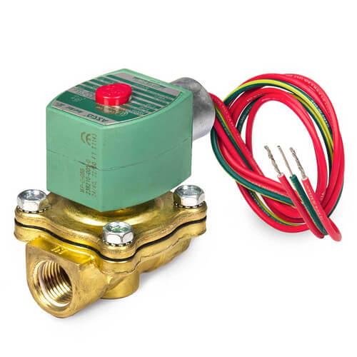 asco valve wiring diagram solenoid valves redhat general service