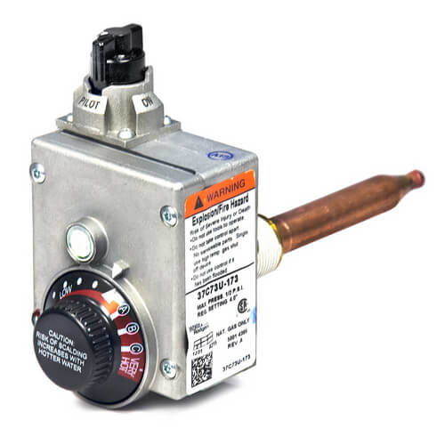 37c73u 173 White Rodgers 37c73u 173 Water Heater Gas