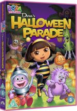 Dora The Explorer Halloween DVD