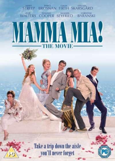 Mamma Mia! DVD | Zavvi