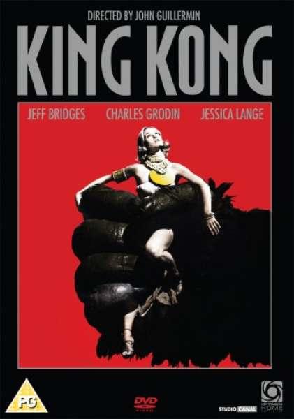 Dc Comics Wallpapers Hd King Kong 1976 Dvd Zavvi Com