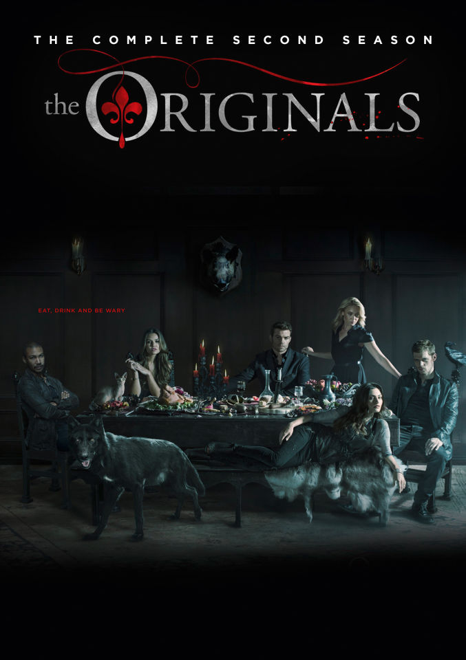 Geek Wallpaper Hd The Originals Season 2 Dvd Zavvi