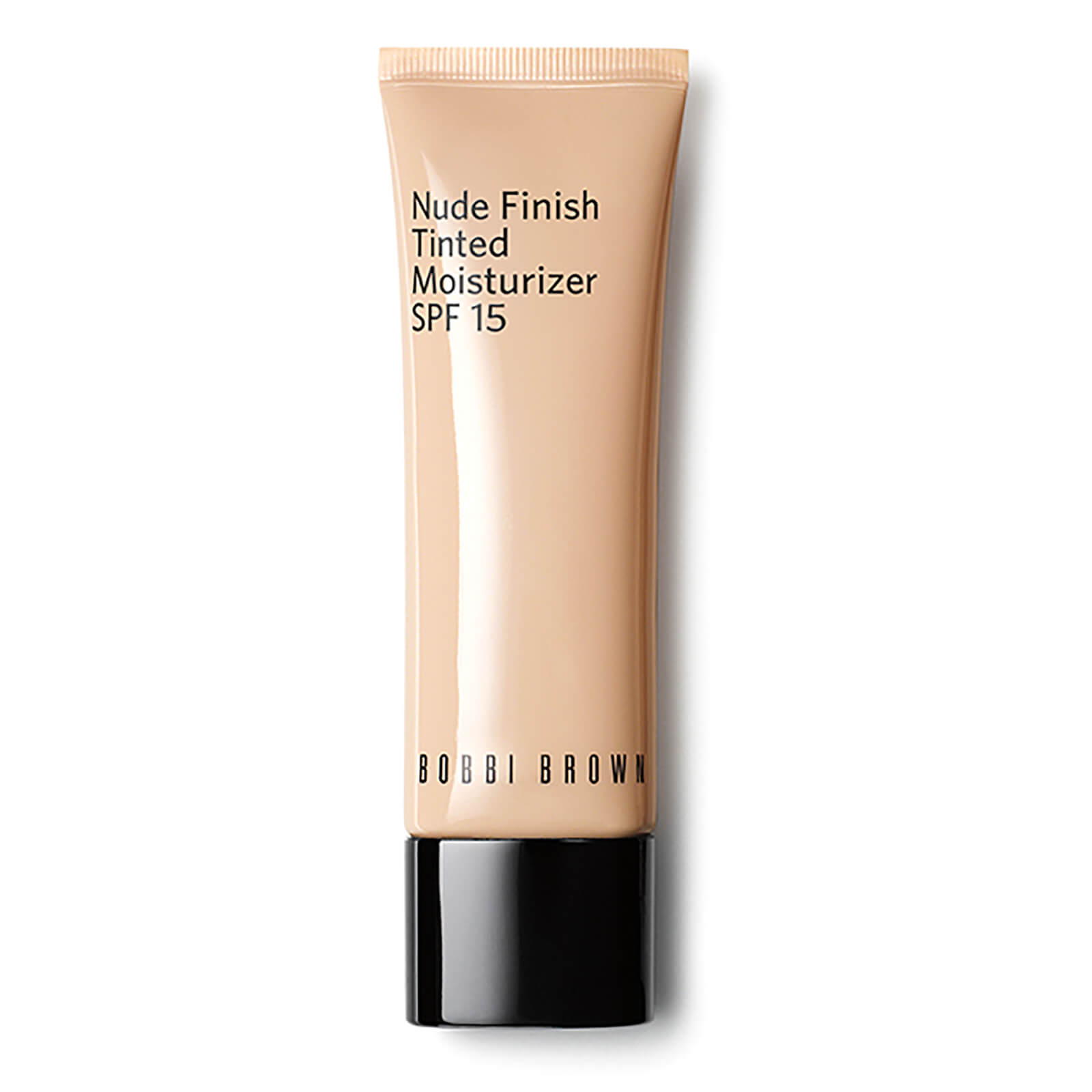 Nude Look Bobbi Brown Nude Finish Tinted Moisturiser Spf15 50ml (various Shades) - Lookfantastic