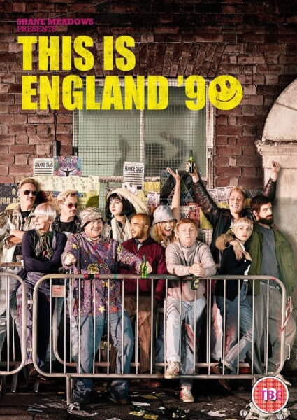 Skinhead Girl Wallpaper This Is England 90 Dvd Zavvi