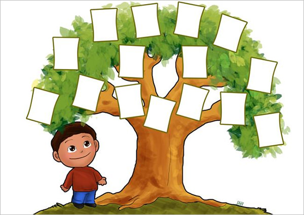 Tribalpages - Free Family Tree Maker to Build a Family T - free family tree maker with pictures