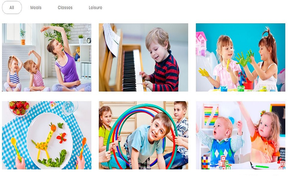 Child Mind - School Learning, Agency PSD Template #66840