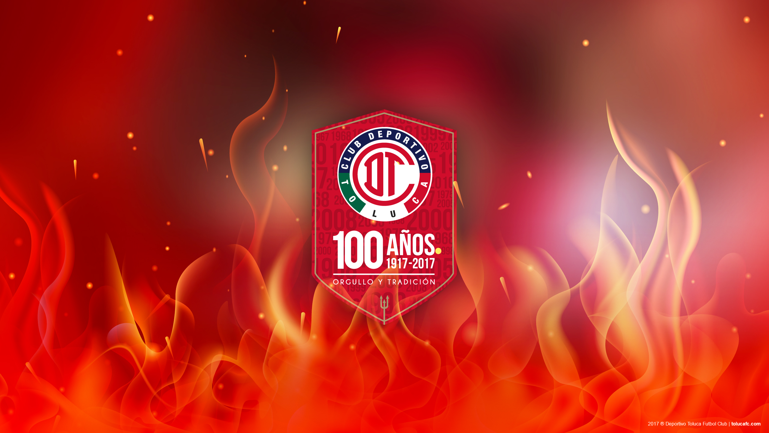 Tv Wallpaper Hd Wallpapers Deportivo Toluca F C