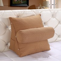 Adjustable Sofa Bed Chair Rest Neck Support Back Wedge ...