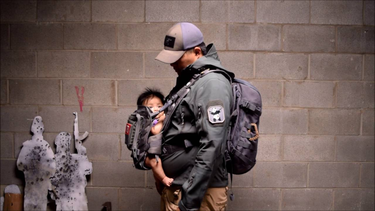Infant Carrier Military Our Complete Review Of The Mission Critical Baby Carrier
