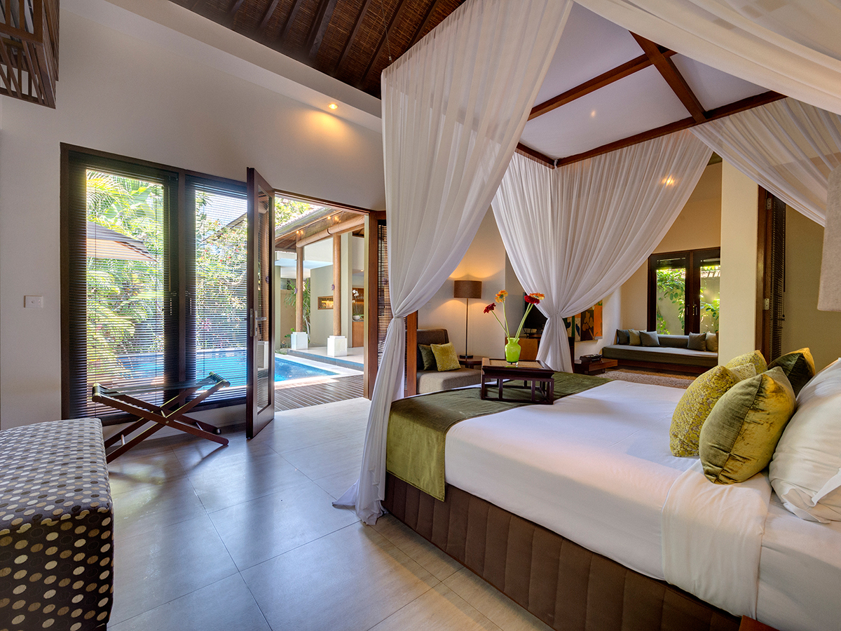 Bali Style Bedroom Lakshmi Villas Solo Luxury Villas And Vacation Rentals