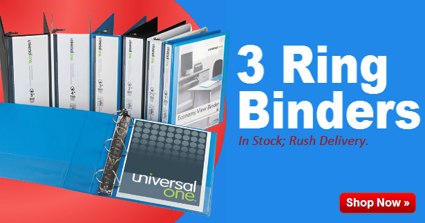 How are binders measured? Use our 3-Ring Binder Size Guide