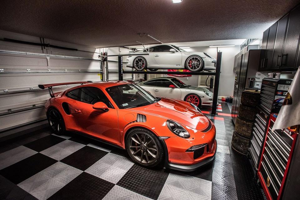 Last Week To Win A Racedeck Garage Floor Grassroots