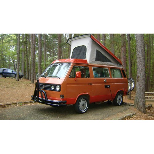 Medium Crop Of Vw Eurovan Camper