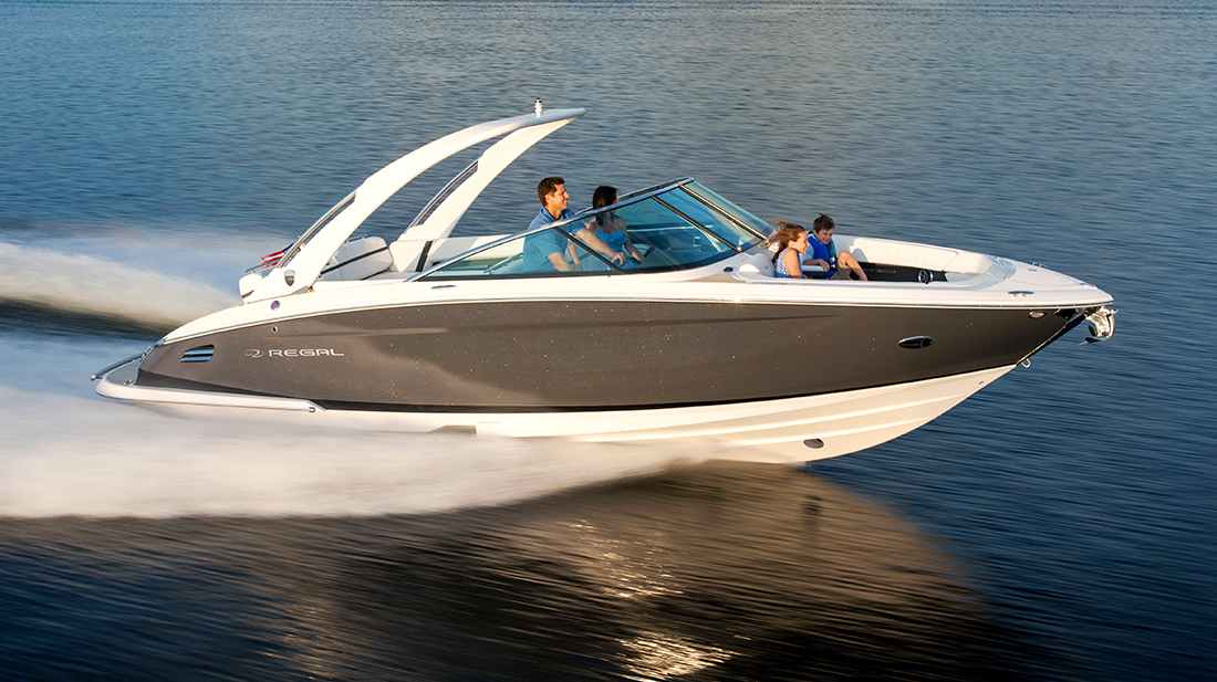 2800 - Regal Boats Overview