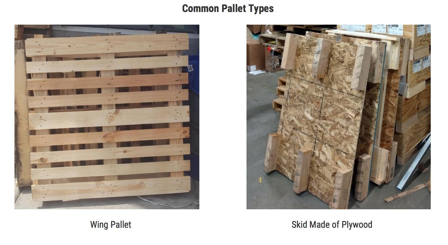 Common Pallet Damage