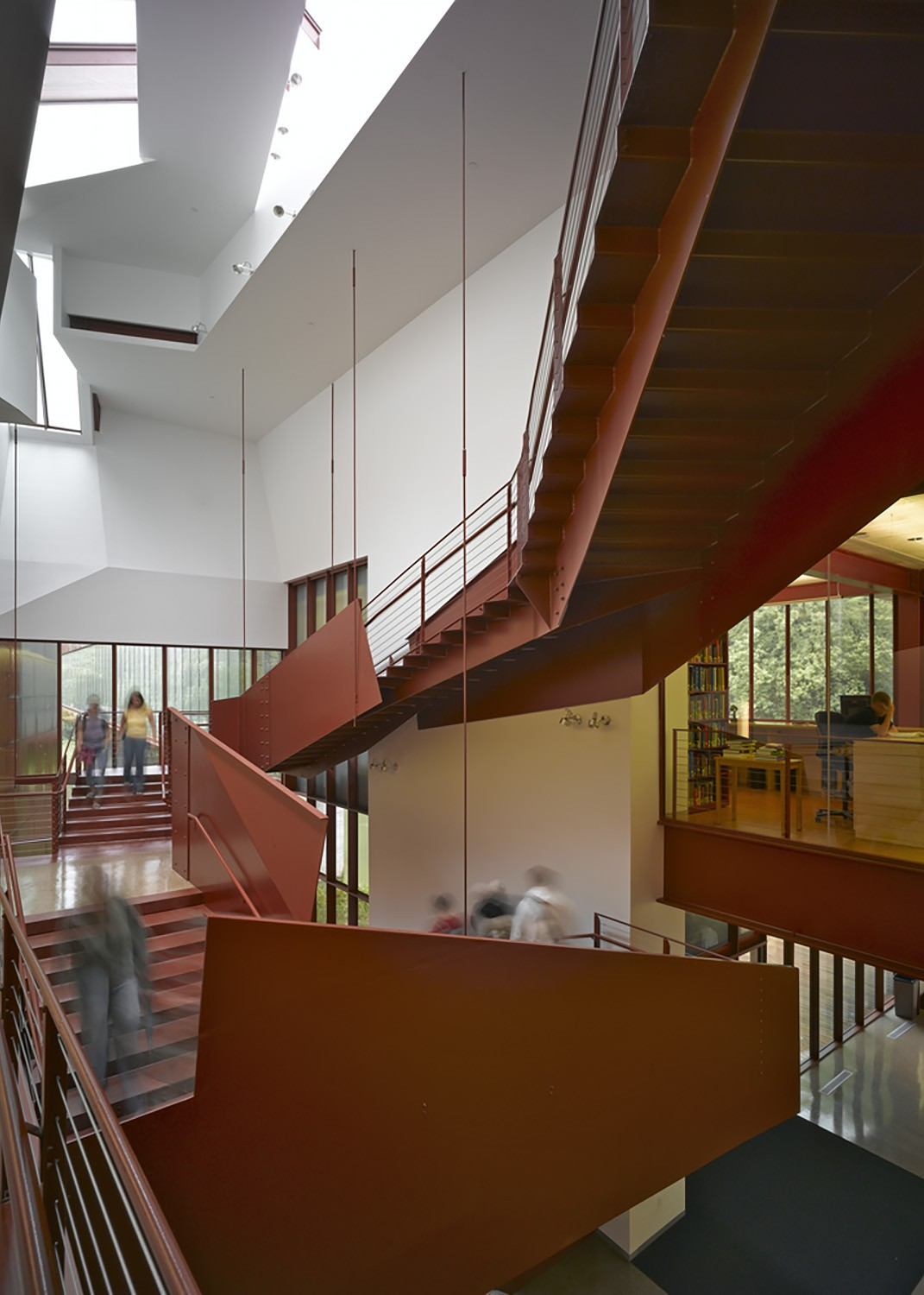 Art Building West University Of Iowa Steven Holl Architects