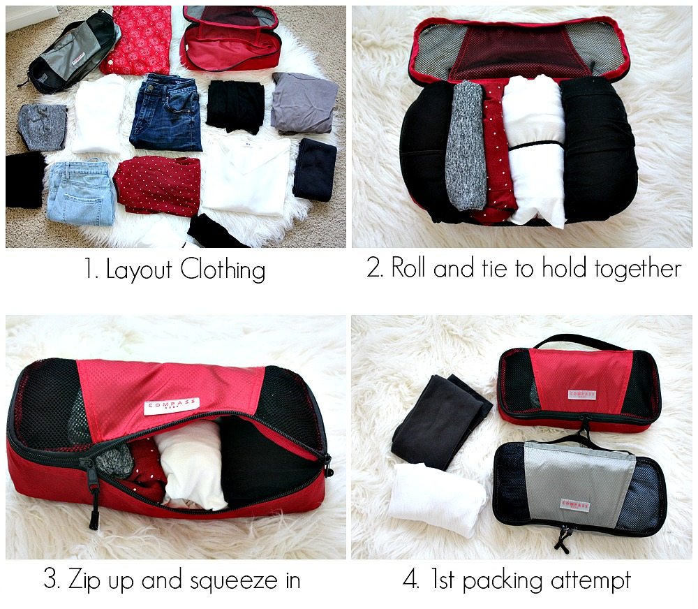 Packing Cells Packing Cubes This Video Will Change The Way You Travel
