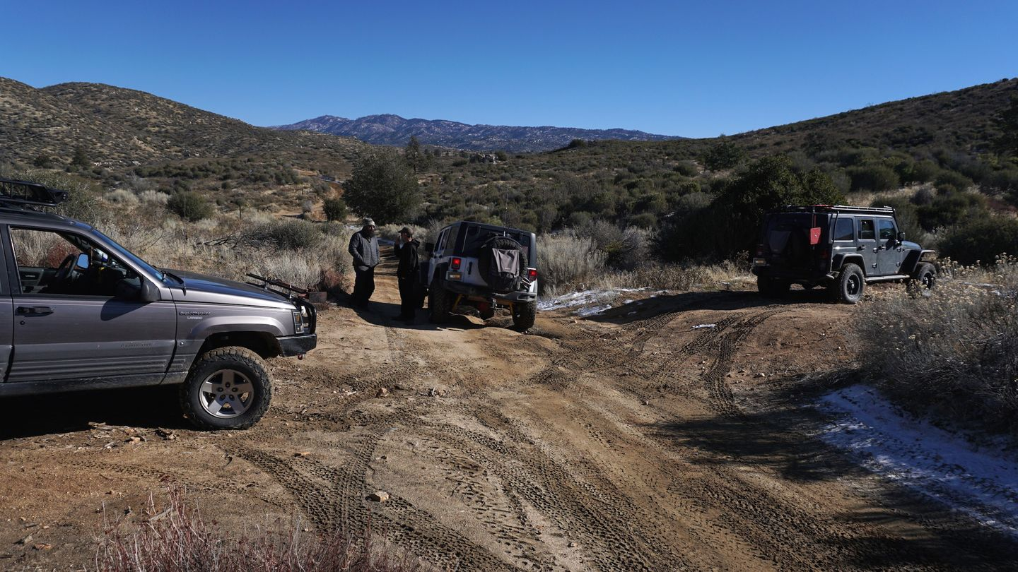 Jeep Trails 3n34 Willow Creek Jeep Trail California Offroad Trail