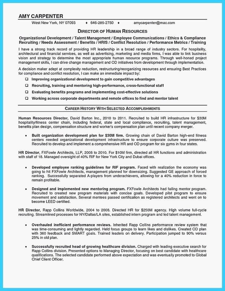 60 Cv Resume format Sample
