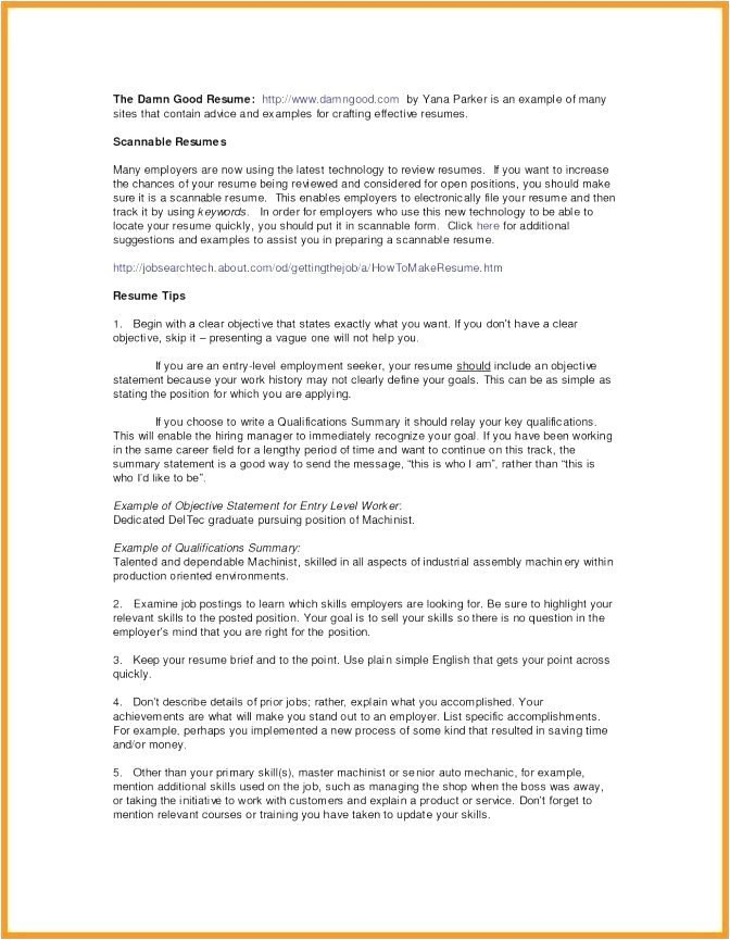 High School Cv Examples for Students with No Experience