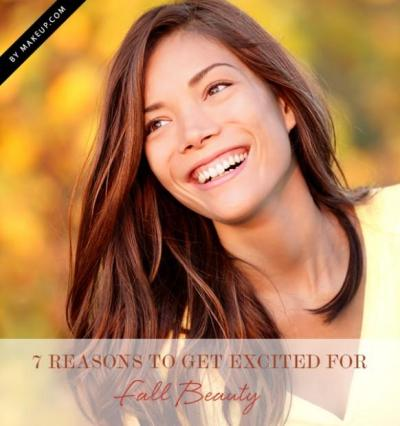 7 Reasons To Get Excited For Fall Beauty - Weddbook