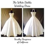 Rockabilly Style Wedding Dresses