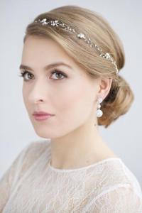 Wedding Headband, Pearl Headband , Hair Accessories ...