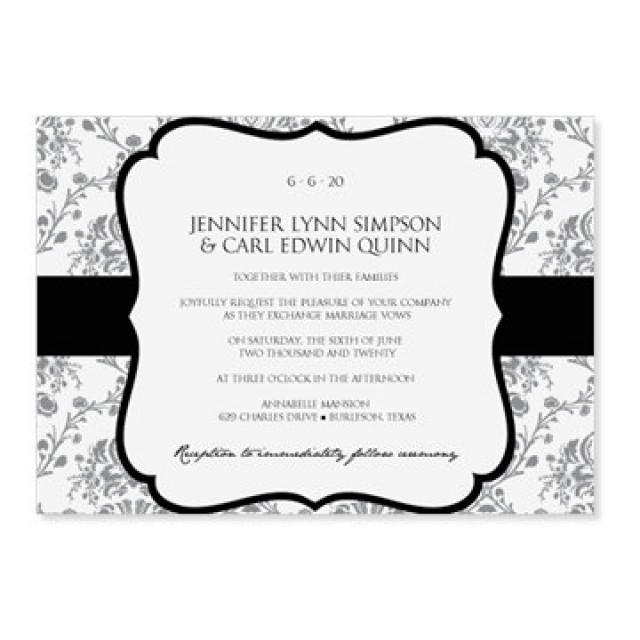 microsoft word template invitation - Josemulinohouse