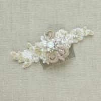 Bridal Hair Comb Lace Hair Accessories Wedding Hair Comb ...