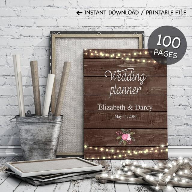 wedding binder cover