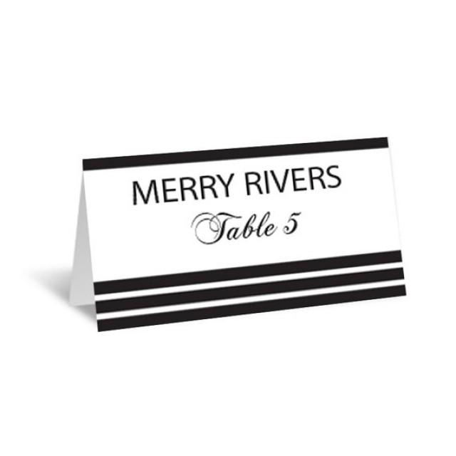 fold over place cards template - Canasbergdorfbib