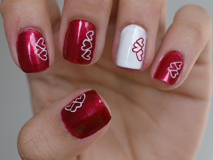 Hochzeits Nail Designs Valentinstag Nagel Kunst 2031499