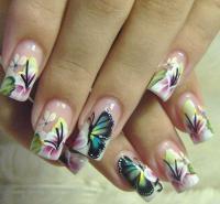 Wedding Nail Designs - Beautiful Nail Art #2057623 - Weddbook