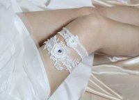 Wedding Garter Set - Bridal Garter Set, Lace Garters ...