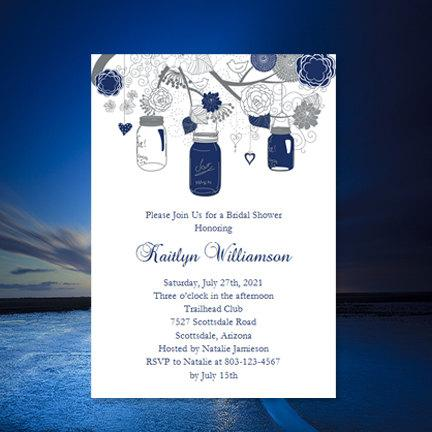 Bridal Shower Invitation Template \ - bridal shower invitation templates download