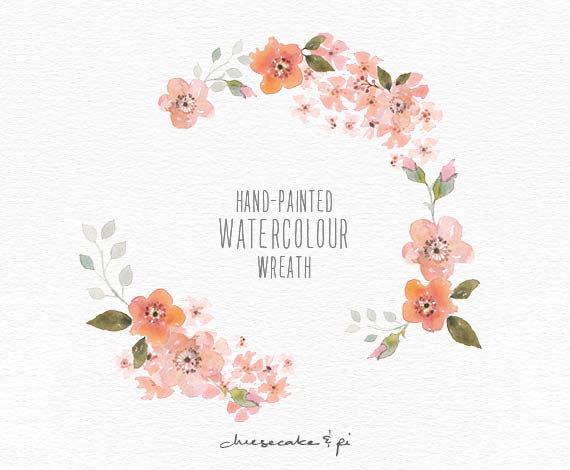 Peach Blossom Clip Art Cliparts