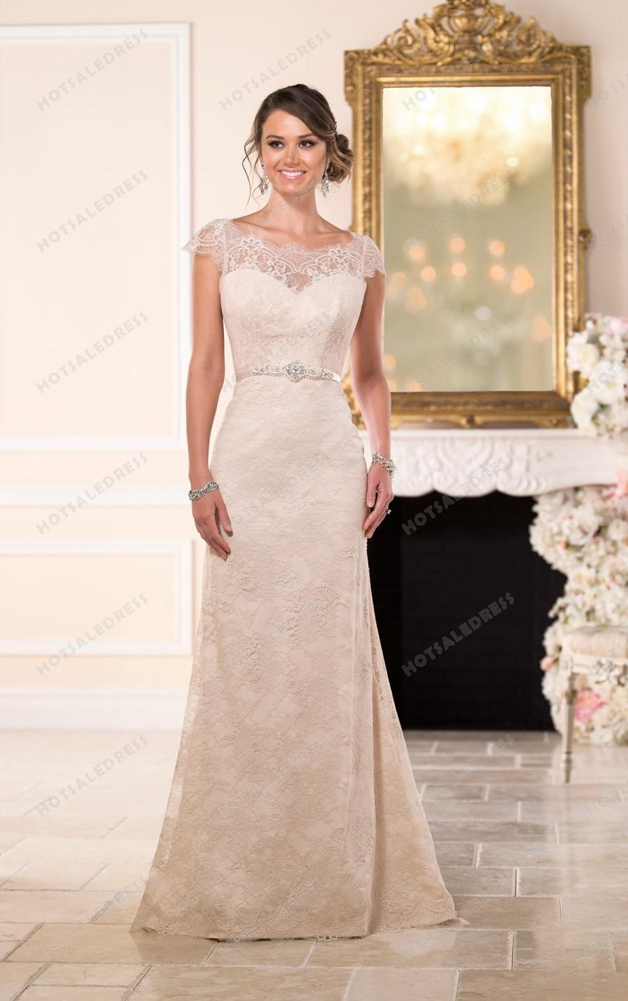 stella york vintage inspired wedding dresses style vintage inspired wedding dresses Stella York Vintage Inspired Wedding Dresses Style