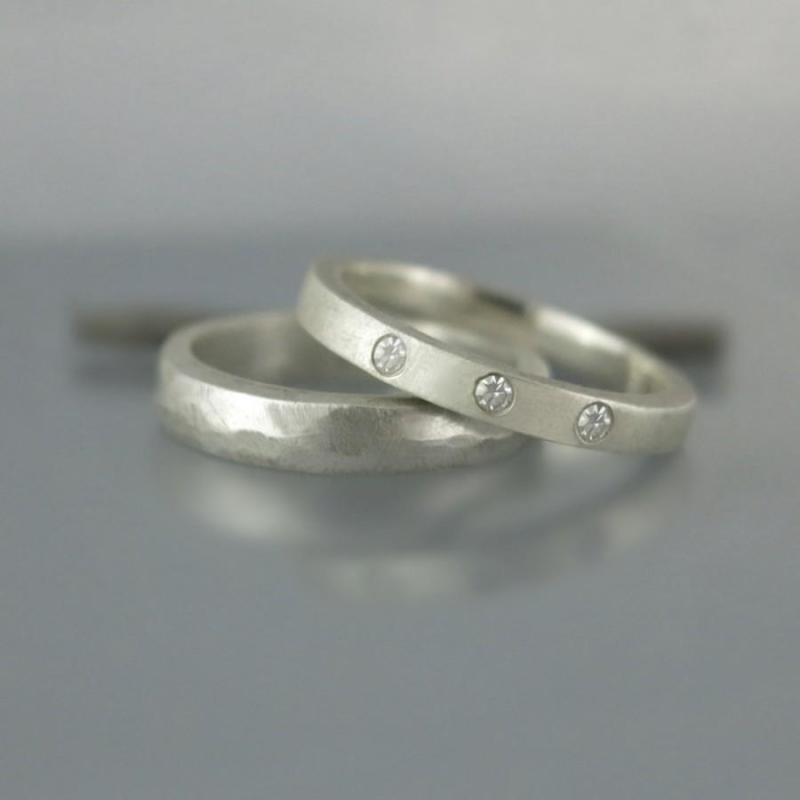 Large Of Simple Wedding Rings