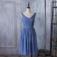 Slate Bridesmaid Dresses - Discount Wedding Dresses