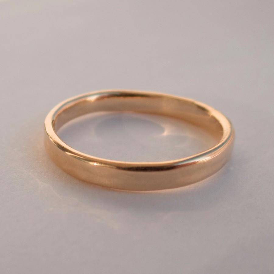unisex wedding band unisex wedding bands Men s Gold Wedding Band Unisex 4mm Brushed Flat 10k Recycled Yellow Gold Wedding Ring Gold Ring Made in Your Size