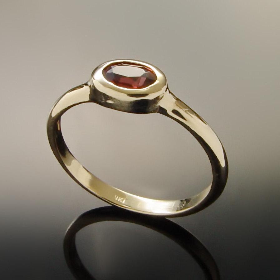 garnet wedding rings 3 Kings Wedding Ring Garnet Stone Mens Medieval Silver Band Size 9 5