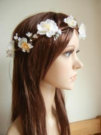 Flower Crown, Bridal Flower Crown, Bridal Hair Wreath ...