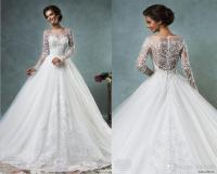 Bridal Gowns Online Best Selling 2016 New Amelia Sposa ...